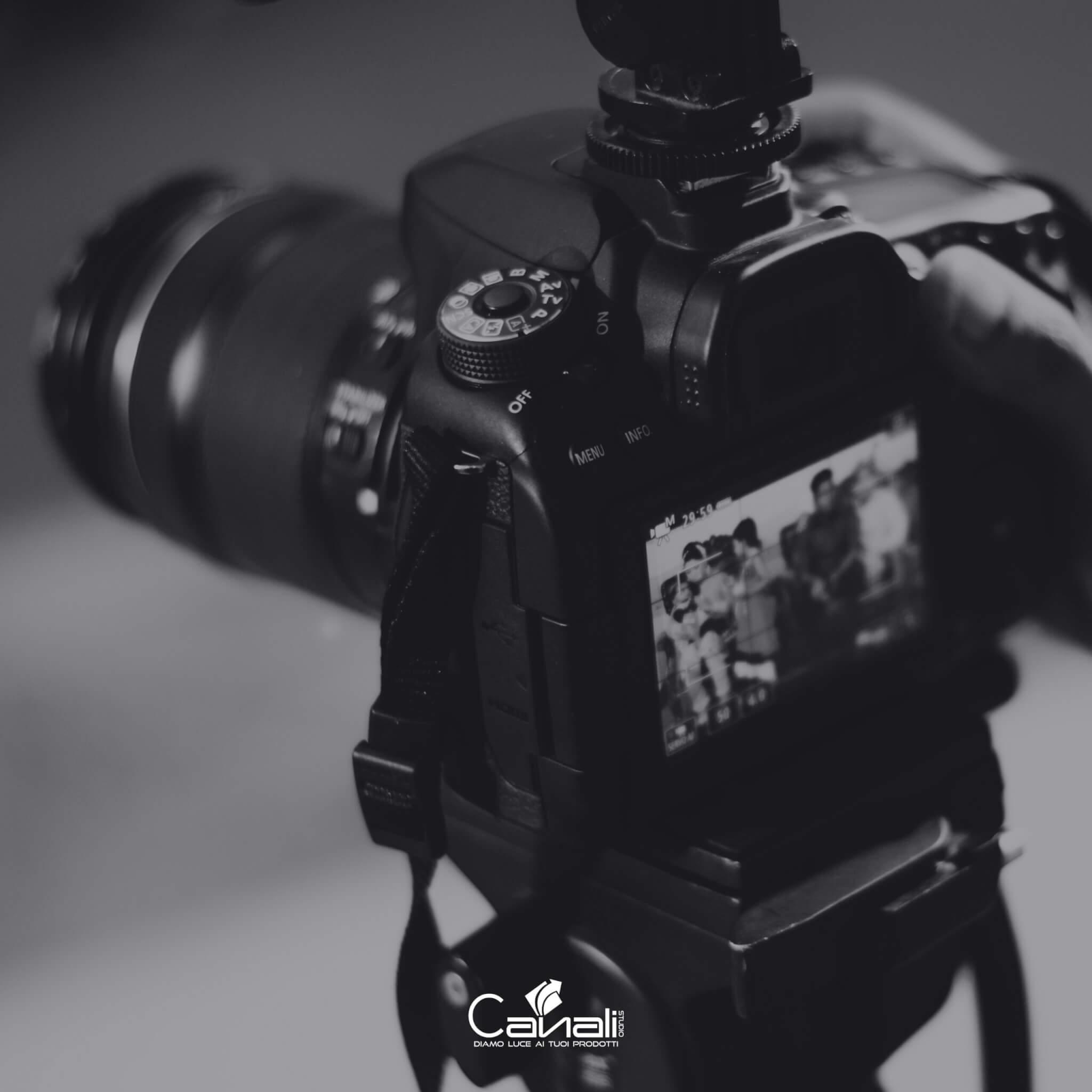 produzione video nikon