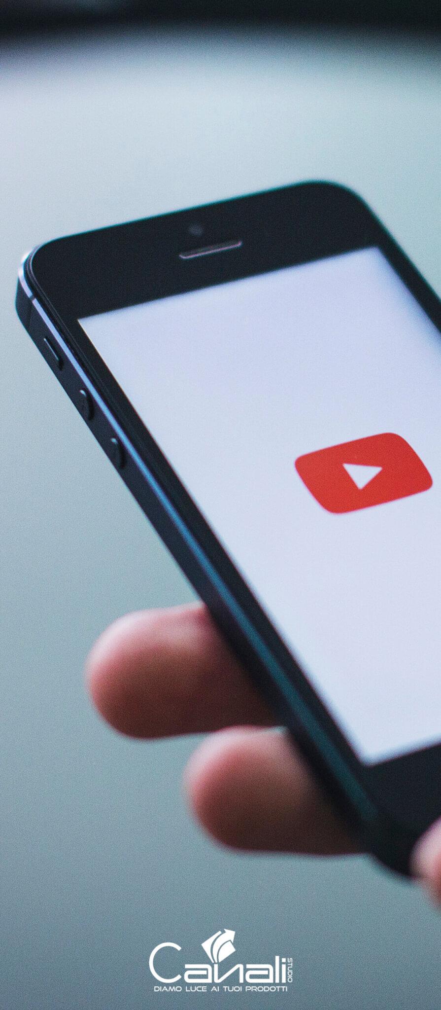 produzione video youtube
