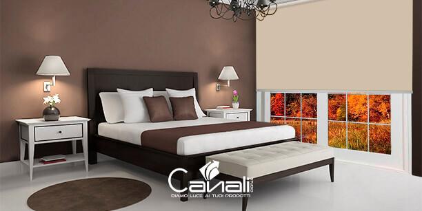 Rendering fotorealistici camera da letto
